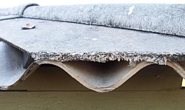 asbestos roof sheeting