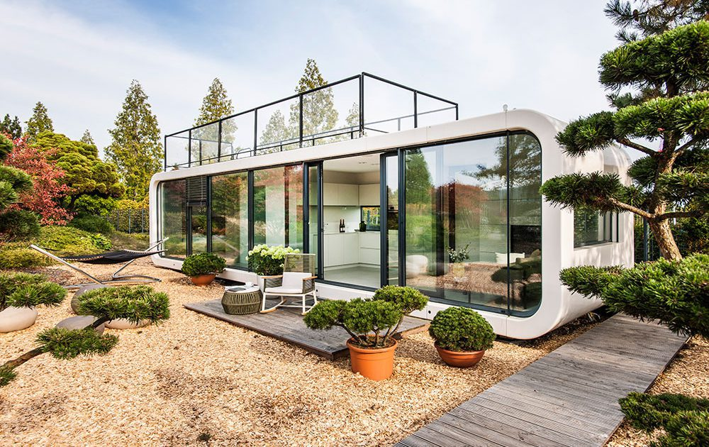 Coodo Shipping Container Homes: Mobile Homes for Mobile Lives