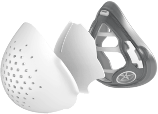 O2 Canada Air pollution masks