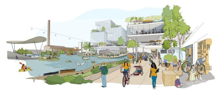Sidewalk Toronto plan