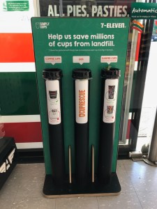 7-Eleven recycling program