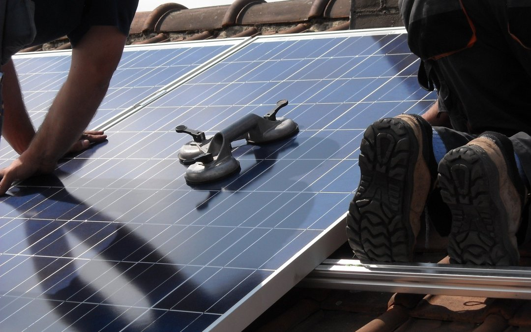 Solar power and commercial organisations