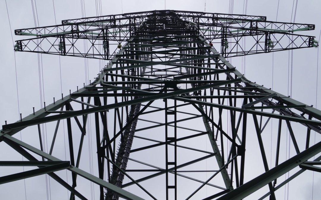 UK energy consumption during lockdown 2020