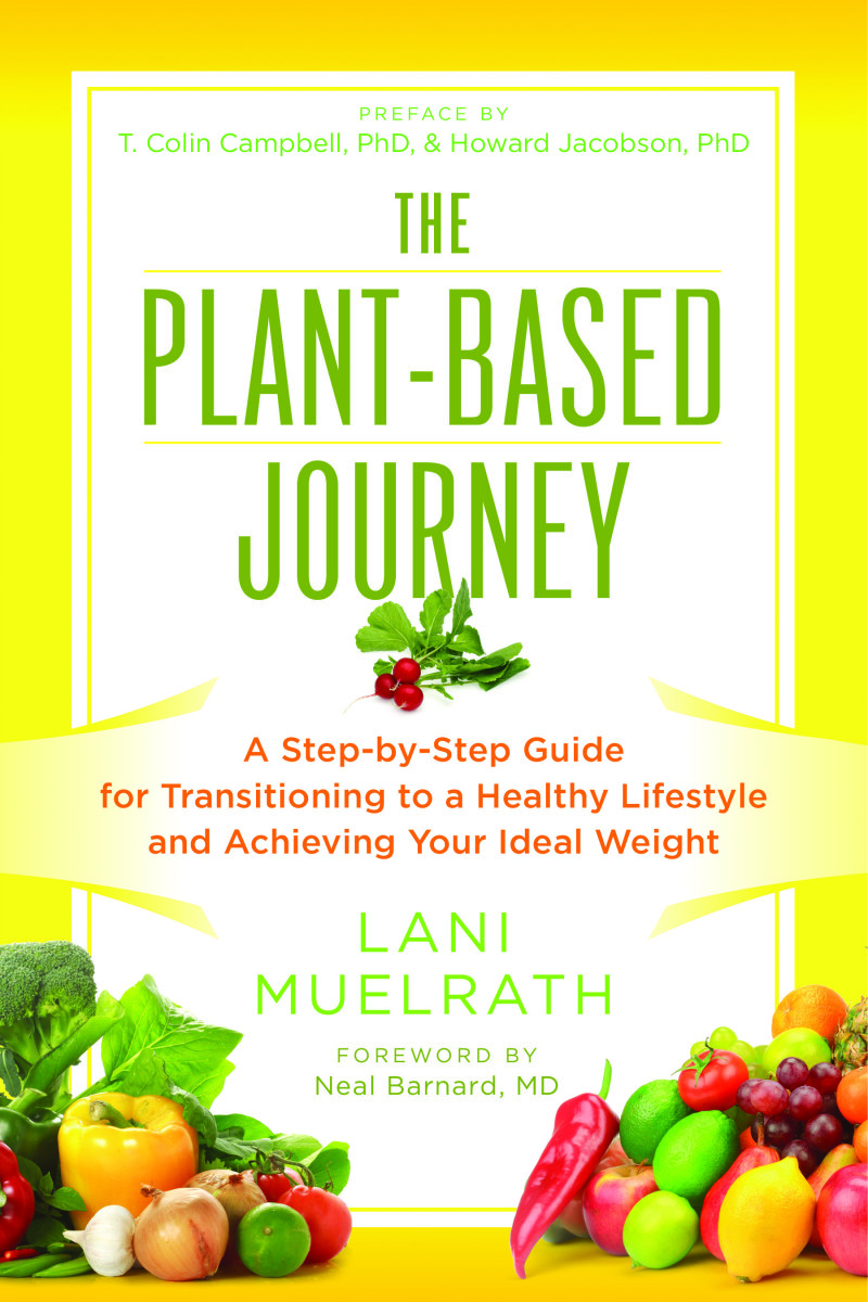 The Plant-Based Journey • REVIEW + GIVEAWAY