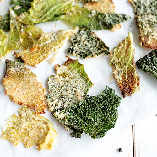 Whole Foods Baked Kale Chips