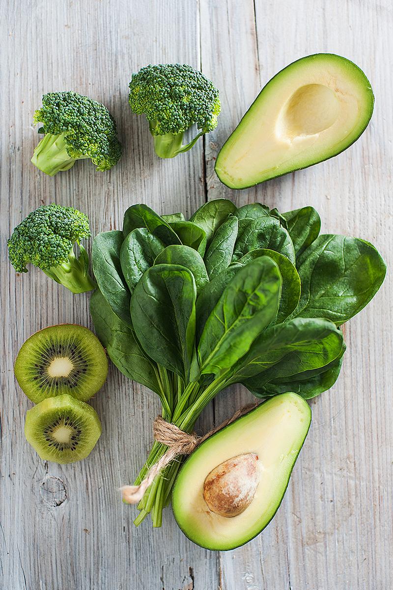10 Super Delicious & Nutritious Green Vegan Foods