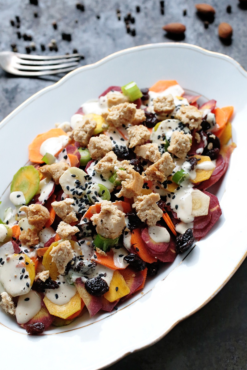 Watch Carrot and Feta Salad video