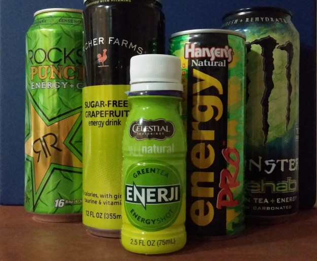 Energy Drinks RE-defined