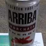 Energy Drink of the Month Horchata