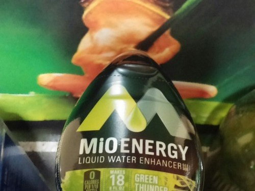 Energy Drink of the Month — December 2014: Mio Energy