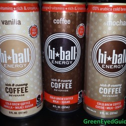 HiBalll Energy Coffee
