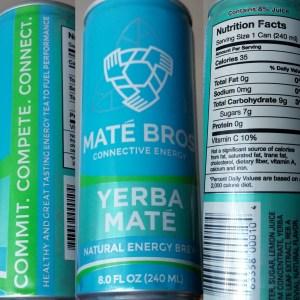 Mate Bros Yerba Mate