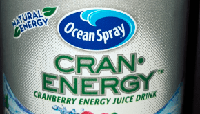Energy Drink of the Month – Jan 2016: Cran-Energy