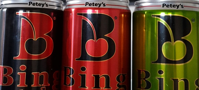 Energy Drink of the Month – Oct 2016 : Bing Crisp