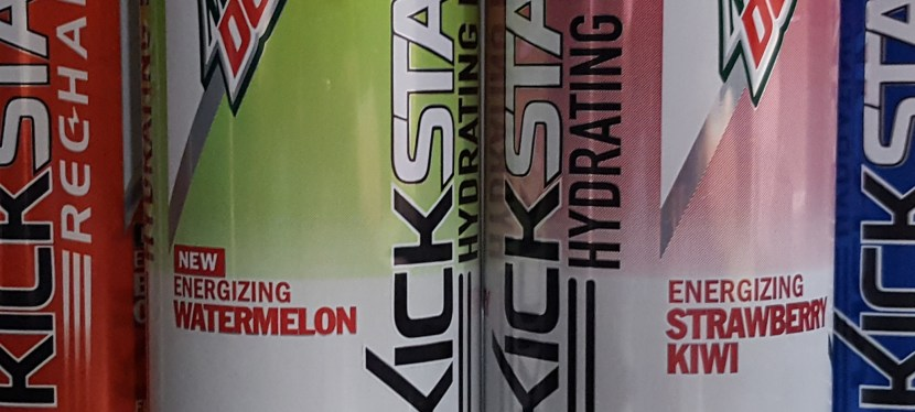 Energy Drink of the Month – Nov 2016: Kickstart Hydrating Boost