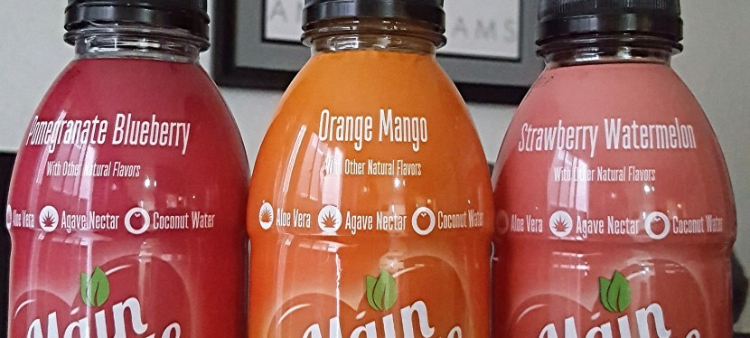 Energy Drink of the Month – Feb 2017: Main Squeeze Antioxidant Beverage