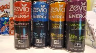 Zevia's new energy drink line