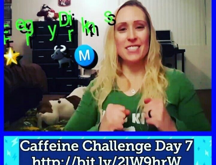 GreenEyedGuide Caffeine Challenge Day 7/10 – Coffee vs Energy Drinks