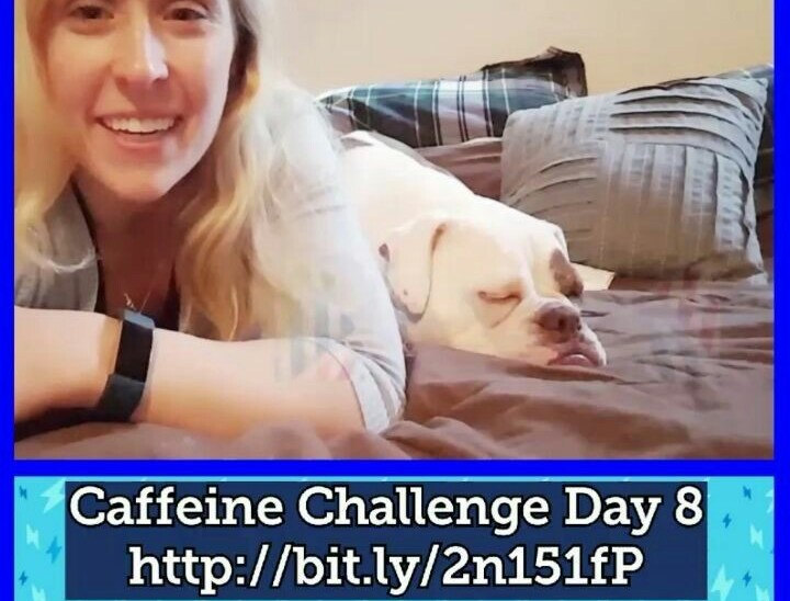 GreenEyedGuide Caffeine Challenge Day 8/10 – Fatigue Level 3