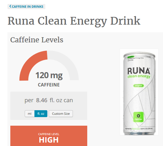 FEB 2015 Energy Drink of the Month