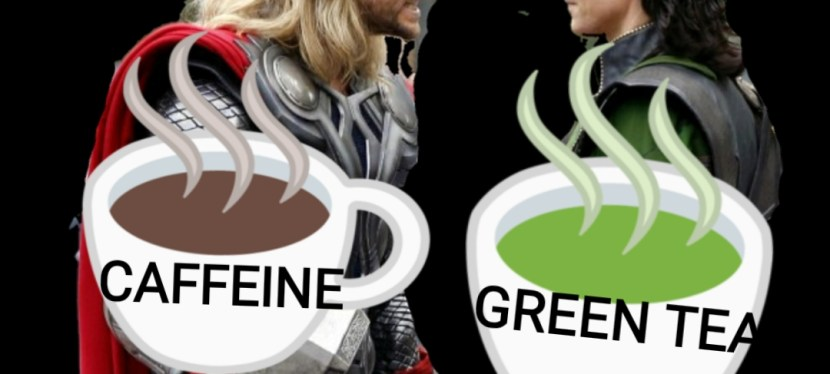 Caffeine versus Green Tea – Book Excerpt of the Week
