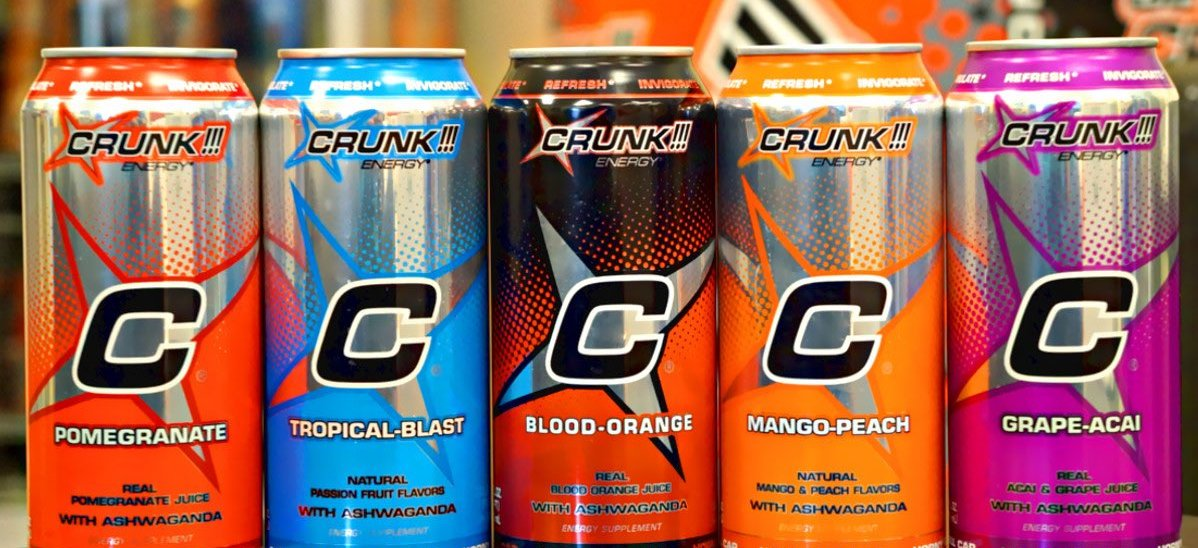 Ashwagandha and antioxidants in an Energy Drink? Science Behind Crunk!!! – Energy Drink of the Month