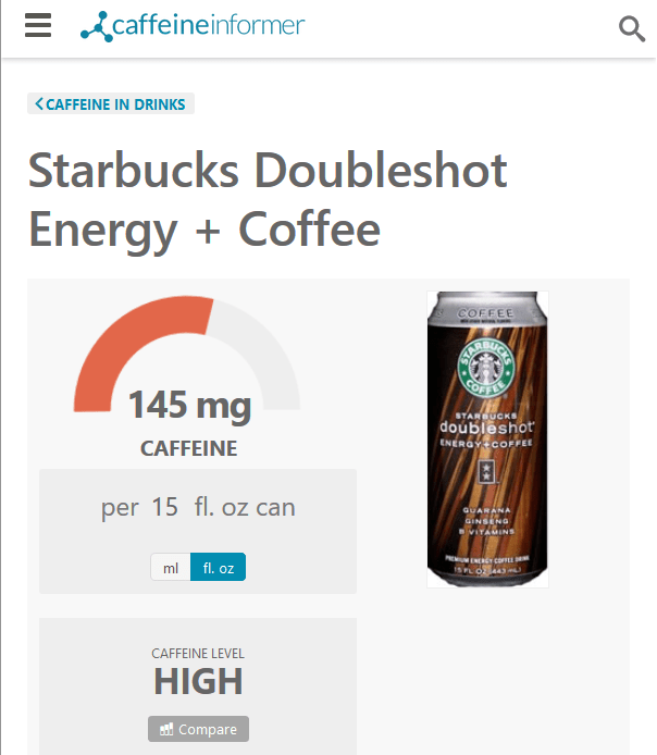 Greeneyedguide When Does Coffee Become An Energy Drink