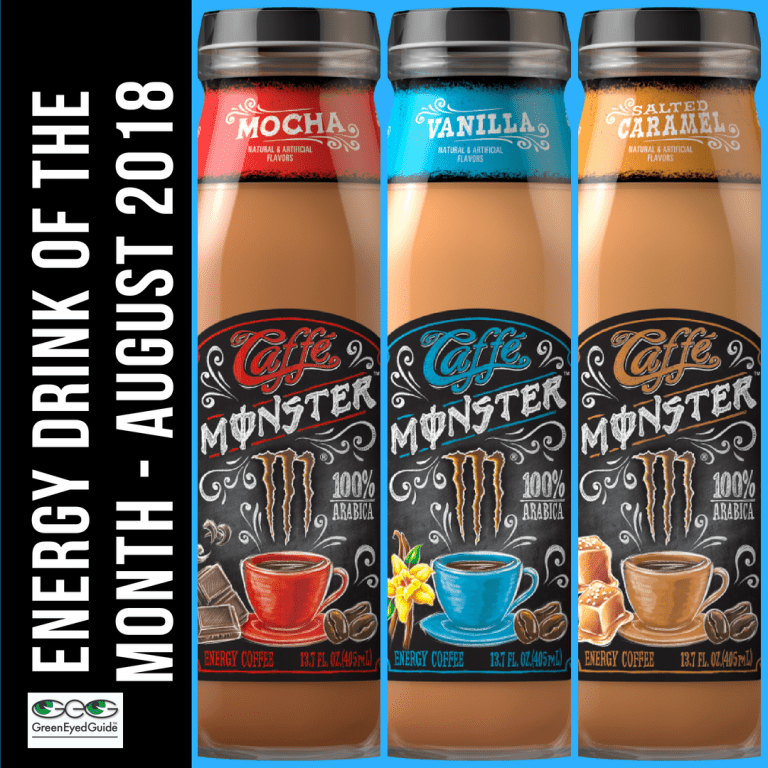 Caffe Monster review GEG Research and Consulting
