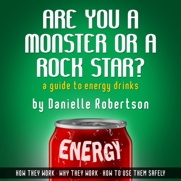 Energy Drink Book by GreenEyedGuide