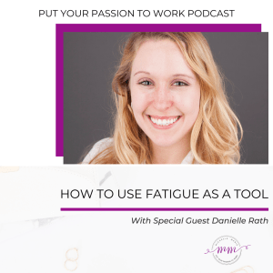 GreenEyedGuide on Put Your Passion to Work Podcast