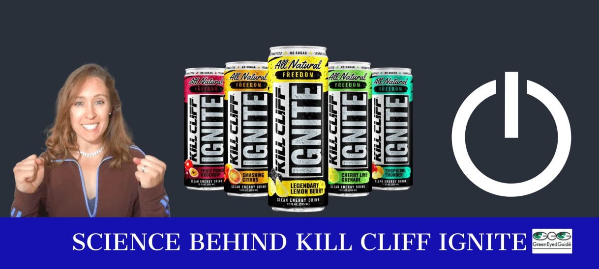 Science Behind Kill Cliff Ignite Energy Drink