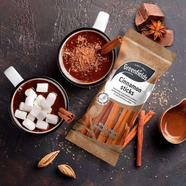 Cinnamon Sticks x5