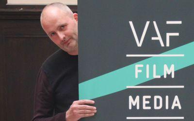 Focus on VAFs 'e-Mission' – Tim Wagendorp