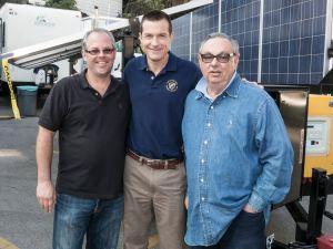 Energy on American sets - Green Filmmaking
