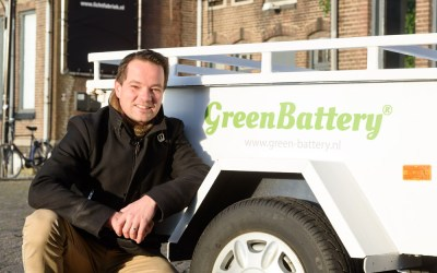 35 KVA GreenBattery generator almost ready!