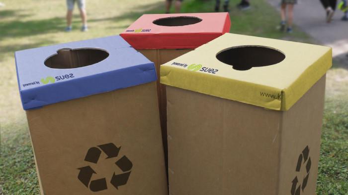 Recycle Kliko: KarBin