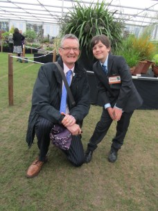 Me and Colin Crosbie