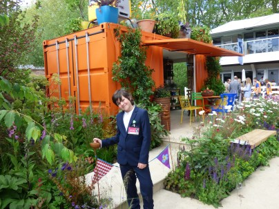 Ann Marie-Powell's garden at RHS Chelsea Flower Show