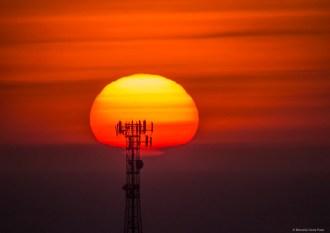 18 - Sunset 25 April 2017, Marina di Ragusa, Sicily