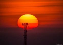 22 - Sunset 25 April 2017, Marina di Ragusa, Sicily