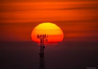29 - Sunset 25 April 2017, Marina di Ragusa, Sicily