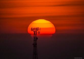 35 - Sunset 25 April 2017, Marina di Ragusa, Sicily