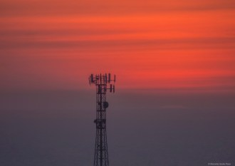 178 - Sunset 25 April 2017, Marina di Ragusa, Sicily