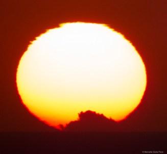 73 Sunset 22 April 2017 Marina di Ragusa, Sicily Camera Time: 7h44m40s pm