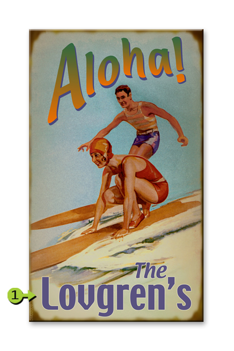 Aloha Surfing