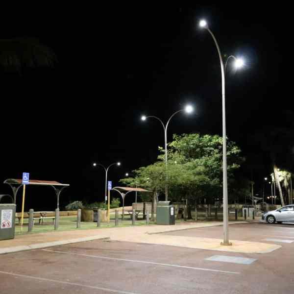 sentinel 50 street lights