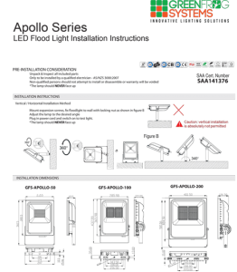 apollo installation instructions