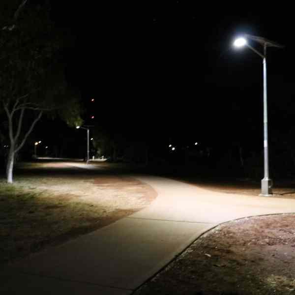 GFS-200-RD region D solar street light