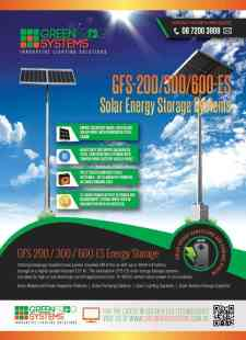 solar energy storage systems
