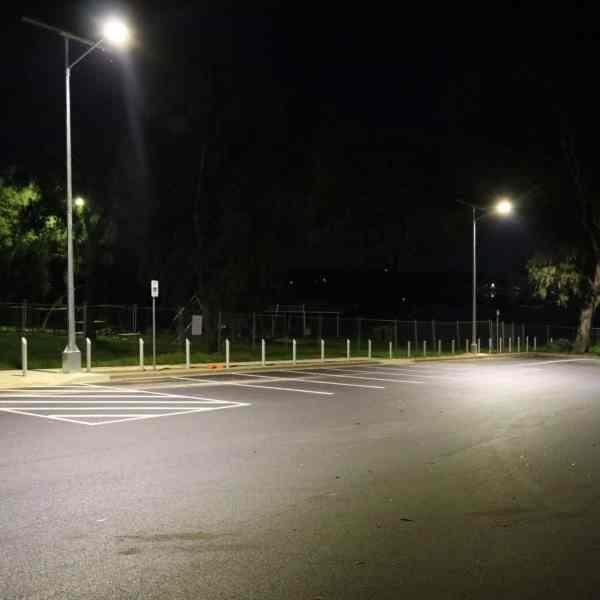 9 metre solar lights GFS-400 solar street light